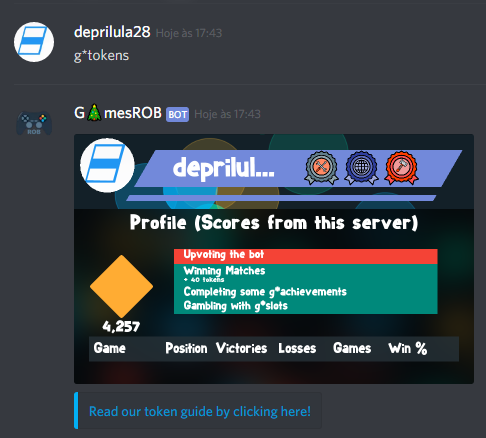 Discord Bot Guide